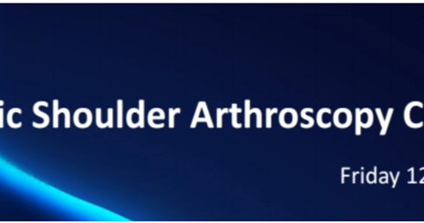 Amar taught on a shoulder arthroscopy course to trainee surgeons