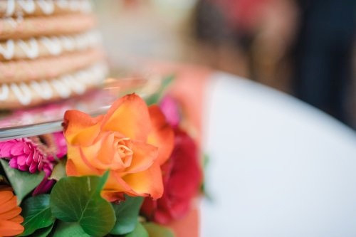 Wedding Kransekake