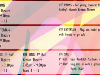 2016 Programme of Events