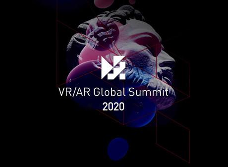 VR/AR Global Summit 2020 goes online!