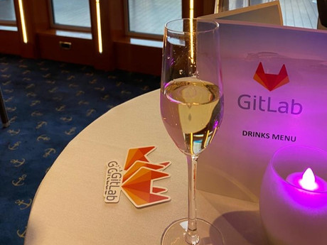London Tech Show and GitLab's VIP event