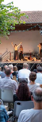 clôture festival Danse au fil d'avril 2021