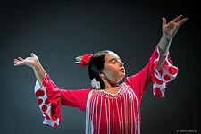 Tablao jeunes talents flamenco Mareva