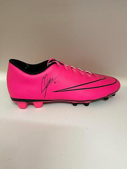 Ander Herrera Signed Boots