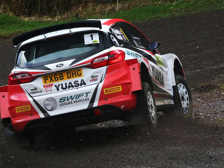 Grampian Forest Rally welcomes British Rally Championship in 2021