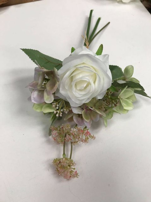 Ivory Silk Flower