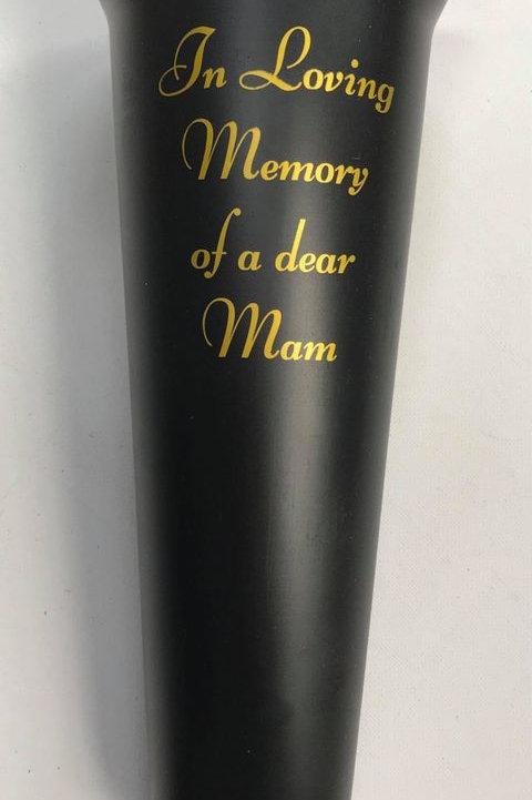 Memorial Grave Vase