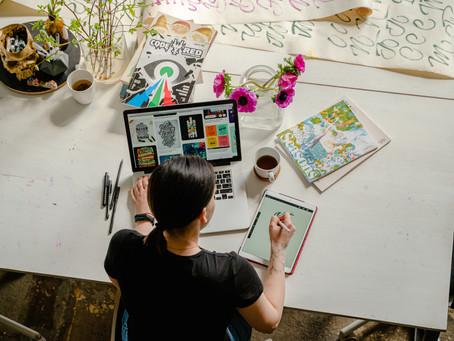 ¿Cómo invertir en el mundo digital si eres un artista?