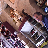 A very special enoteca in Italy.