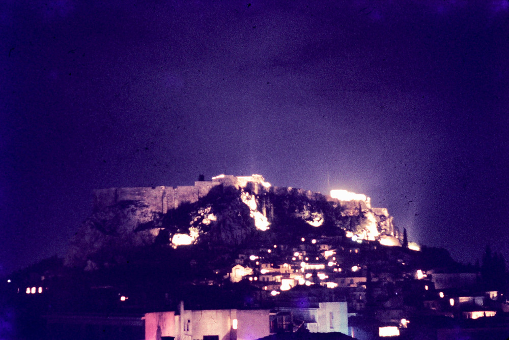 The Acropolis, Athens, Greece, Odyssey Events