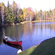 The large magic pond