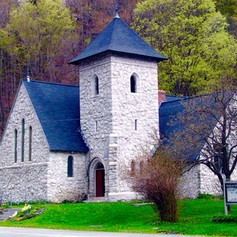 Church near the Back of the Moon venue.