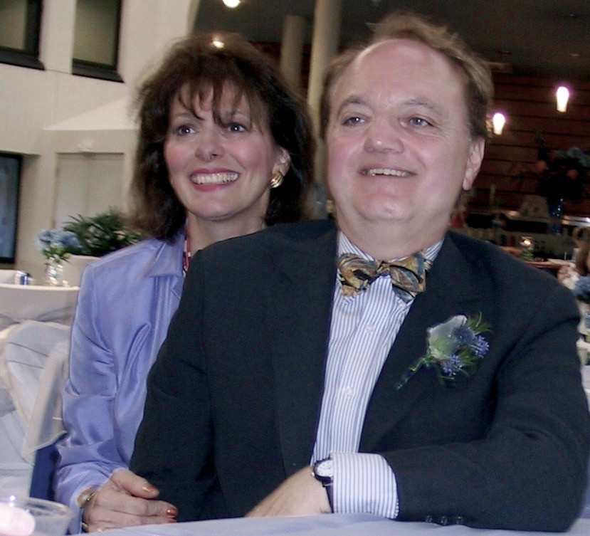Linda and Ted Fondulas, Odyssey Events, Vermont