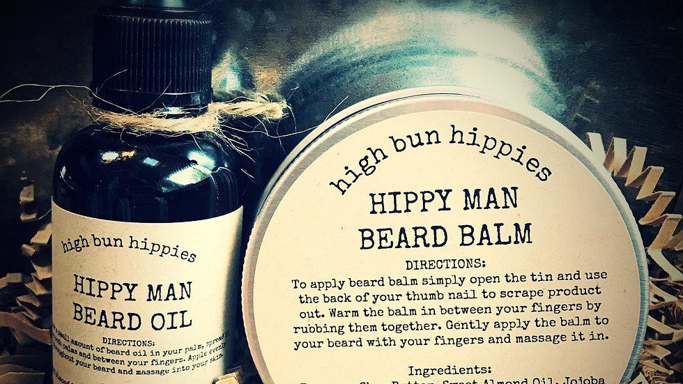 Beard Balm & Beard Oil
