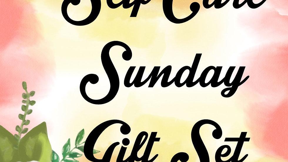 Selfcare Sunday Giftset