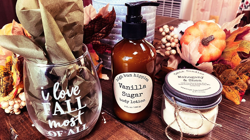 IT'S FALL Y'ALL! Gift Set