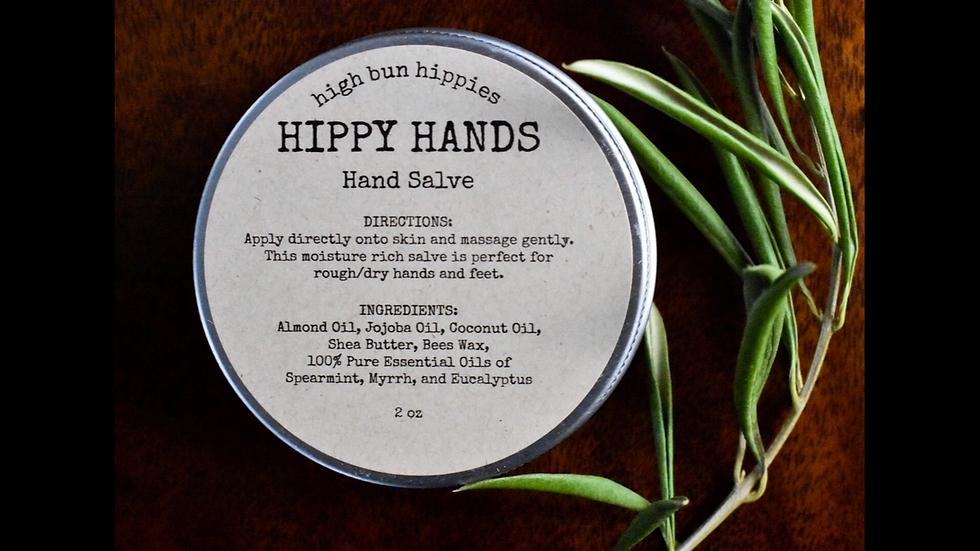 HIPPY HANDS HAND SALVE