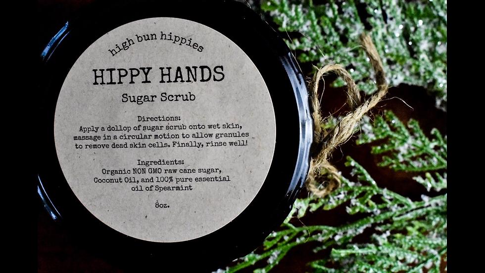 HIPPY HANDS SUGAR SCRUB