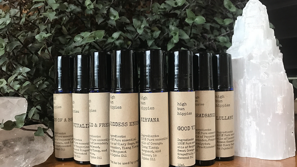 FULL SIZED ROLLERBALL BLENDS
