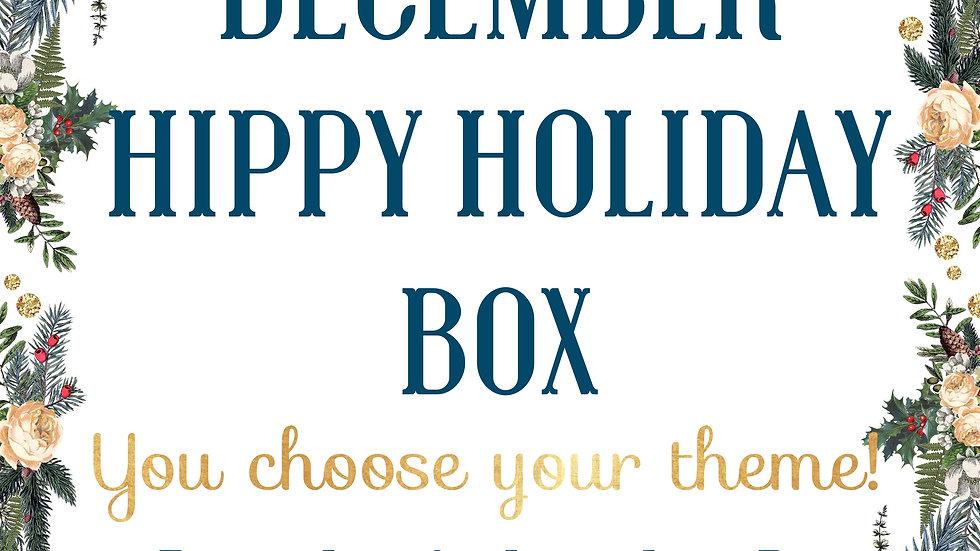December Hippy Holidays Box