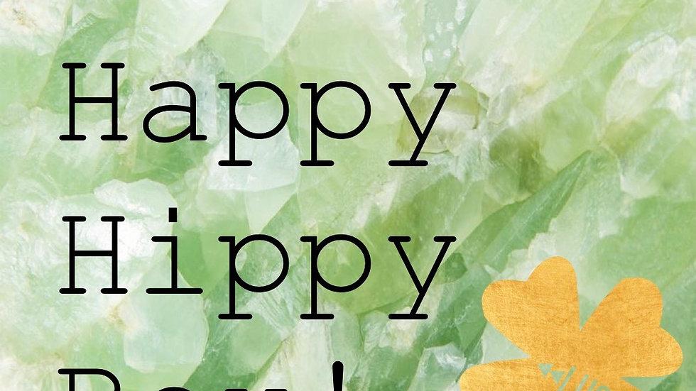 February Happy Hippy Box!