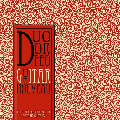 Guitar Nouveau CD