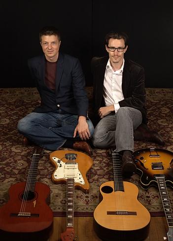 Duo Orfeo, Jamie Balmer Joe Ricker