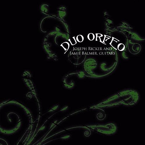 Duo Orfeo CD