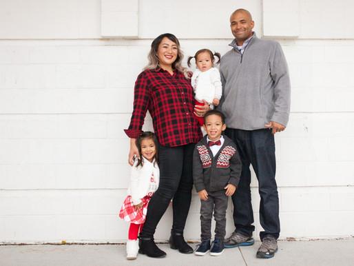 Marissa, Musa and Family | Rouge Beach | Family Session | Carol Poitras Photography