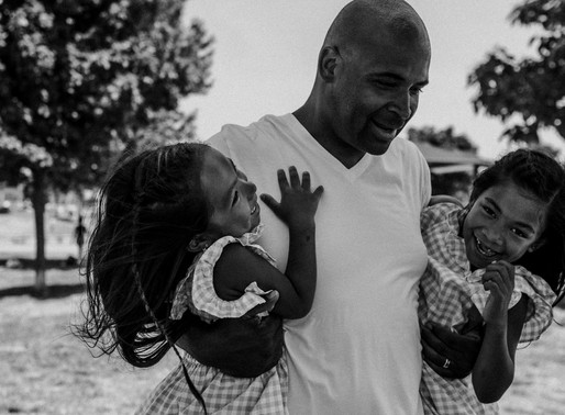 Rouge Beach Family Session | Marissa & Musa Family