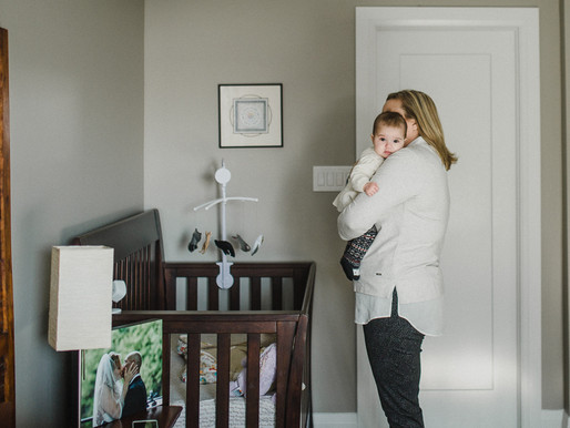 A morning with family | Lifestyle | In Home Session | Whitby, ON | Carol Poitras Photography