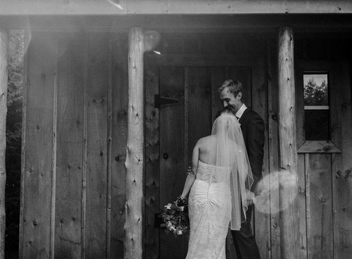 Ganaraska Forest Centre Wedding | Durham, ON | Carol Poitras Photography