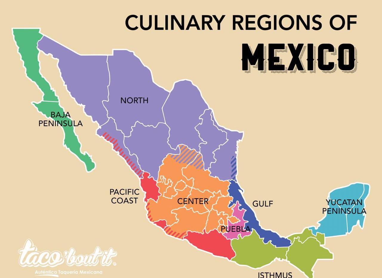 Culinary Regions