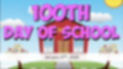 Jan 27, 2020 is 100th Day of School