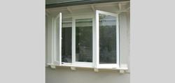 Quantum casement windows