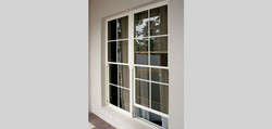 Synergy double hung windows