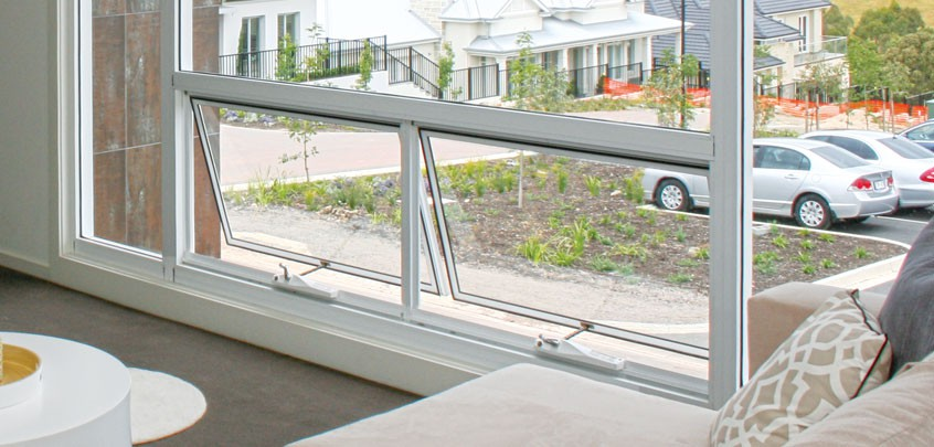 Crestlite awning window