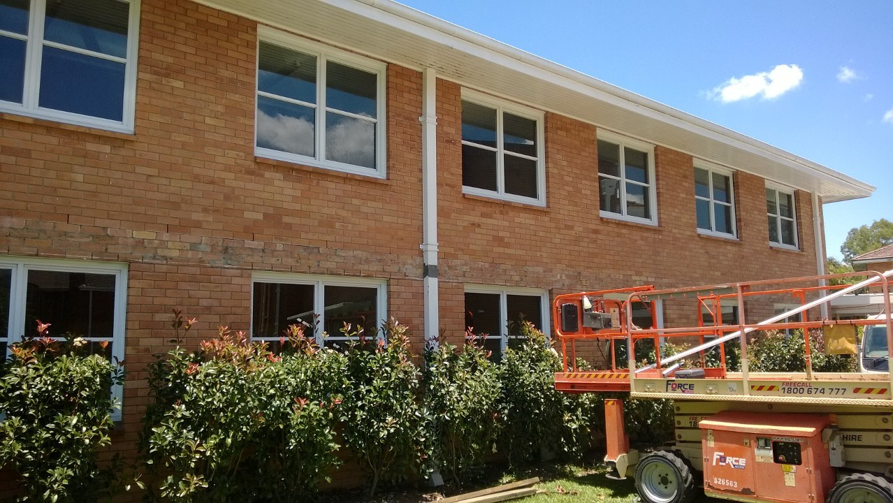 UQ dorm renovation - install