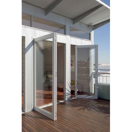 Quantum bifold doors