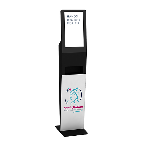 Digital Freestanding Station (with Wifi) - SANI005