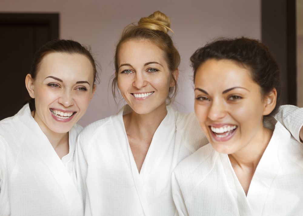 Girls Day Out at the Spa