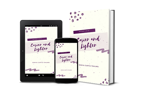 Easier and Lighter: Healing from Abuse