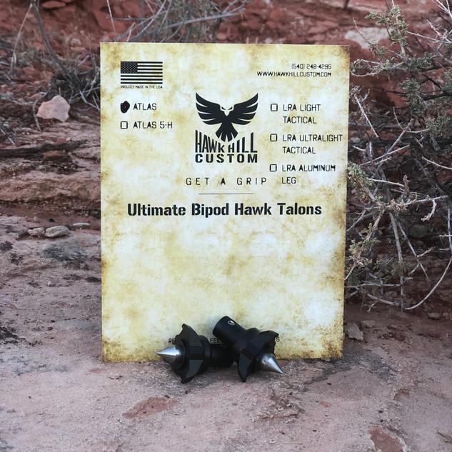 Ultimate Bipod Hawk Talons
