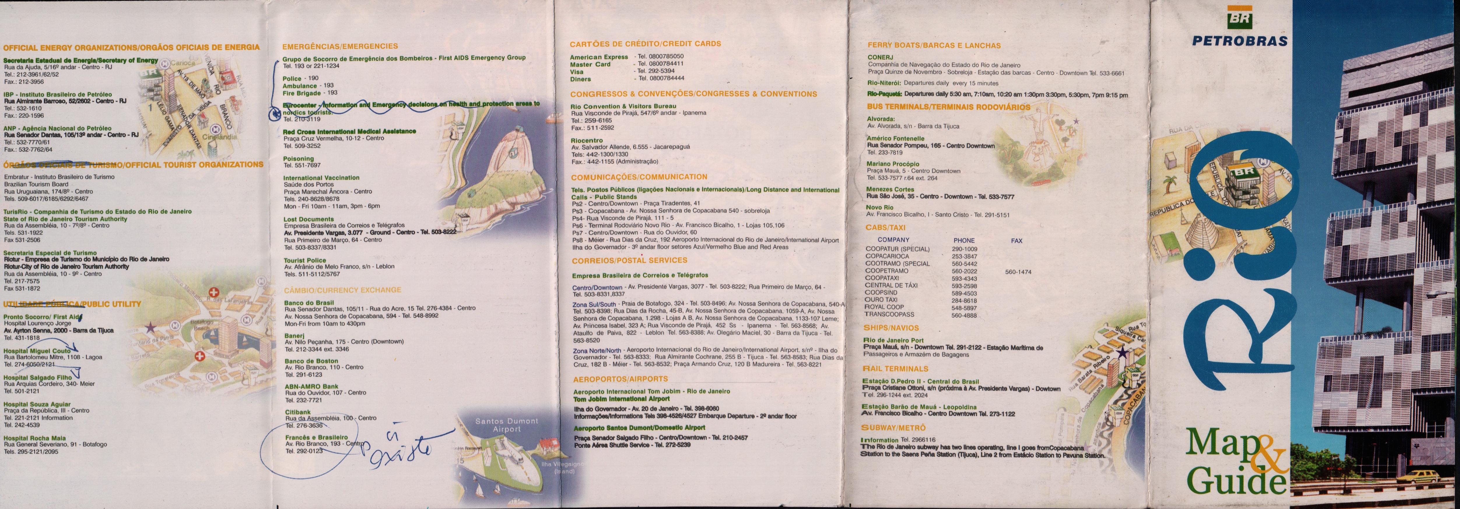 Mapa para evento receptivo