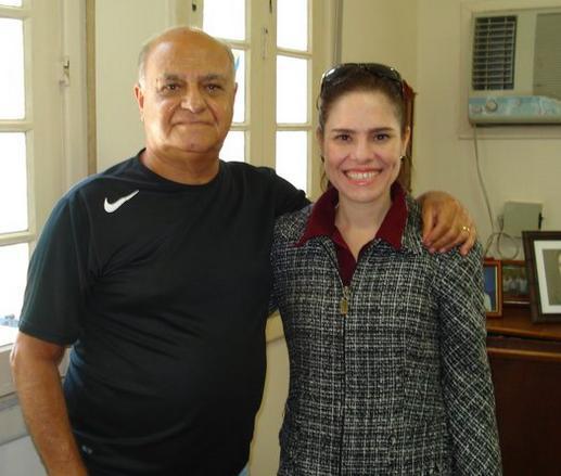 Professor Hélio Alonso
