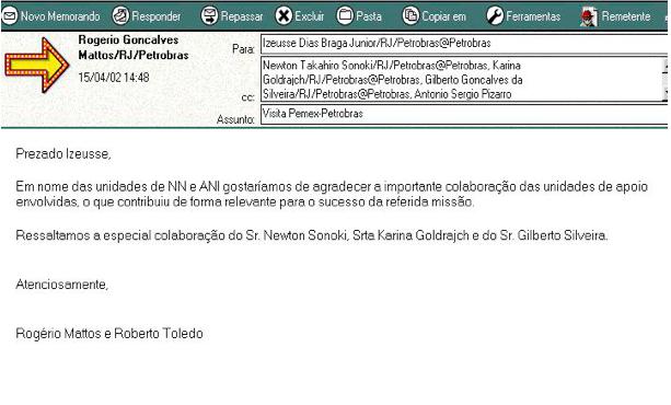 Resultados: Petrobras