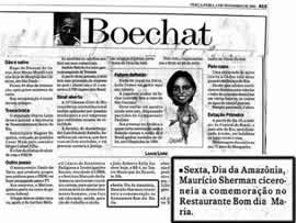 Coluna Social - Boechat (JB)