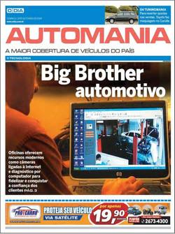 Resultado: 1a. página do Automania