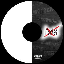 Etiquetas para DVDs