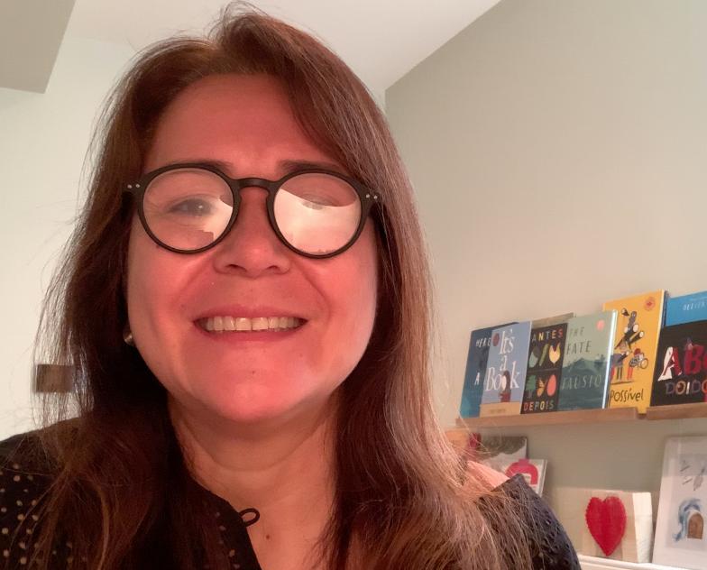 A Educadora Carla Jarlicht